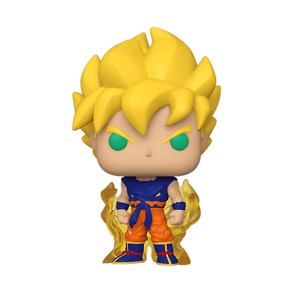 Funko Pop DBZ S8 - SS Goku (First Appearance)
