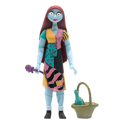 Super 7 Nightmare Before Christmas ReAction Action Figure Sally 10 cm