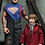 Thumbnail: Action Figure - The Goonies - 2-Pack Sloth & Chunk 13-20 cm