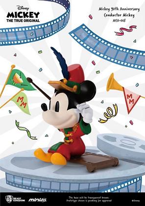 Mickey Mouse 90th Anniversary Mini Egg Attack Figure Conductor