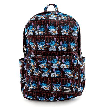 Loungefly X Disney Lilo and Stitch Elvis Stitch Nylon Backpack