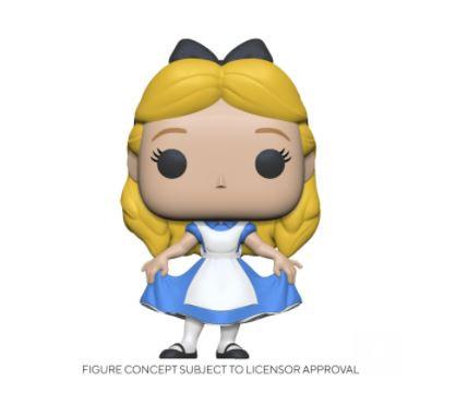 Funko Pop Disney Alice 70th – Alice Curtsying