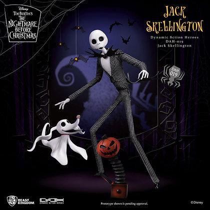 Nightmare before Christmas Dynamic 8ction Heroes  1/9 Jack Skellington 21cm