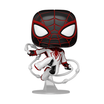 Funko Pop Games Miles Morales - Miles Morales (Track Suit)