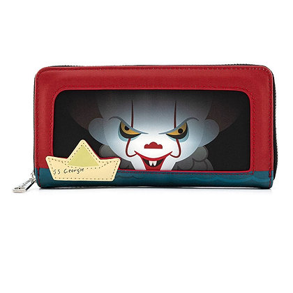 Loungefly X IT -  Pennywise Sewer Scene Wallet