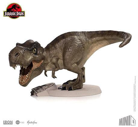 Statue - Jurassic Park - Jurassic Park Mini Co. Tyrannosaurus Rex 24 cm