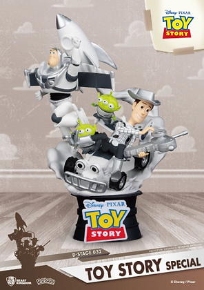Statue - Toy Story D-Stage PVC Diorama Special Edition 15 cm