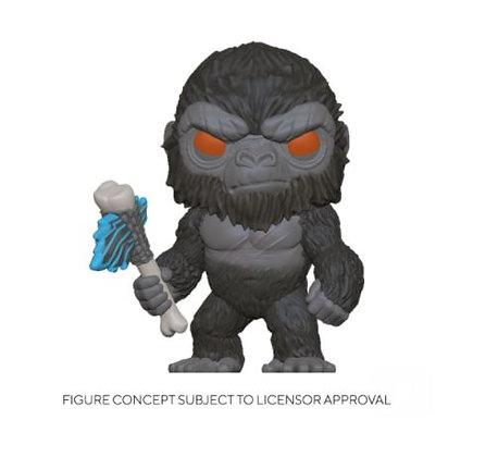 Funko Pop Godzilla Vs Kong - Kong w/ Axe