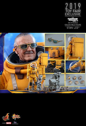 Hot Toys Guardian of the Galaxy Vol.2 Stan Lee Cameo Toy Fair Exclusive