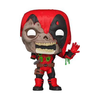 Funko Pop Marvel Zombies - Deadpool