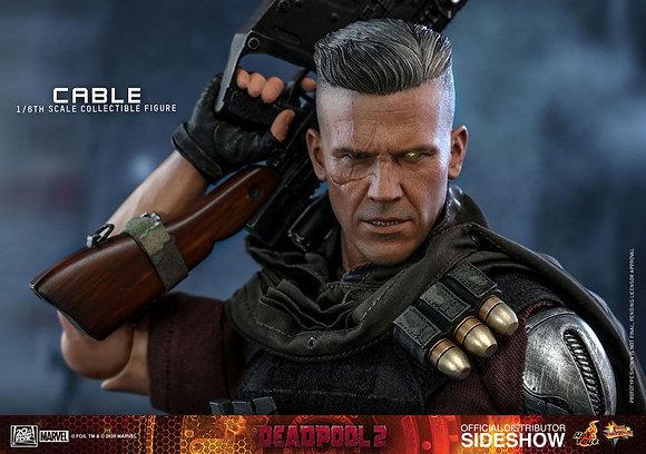 Deadpool 2 Movie Masterpiece Action Figure 1/6 Cable 30 cm
