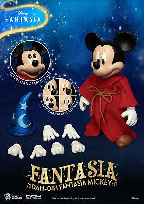 Disney Classic Dynamic 8ction Heroes Action Figure 1/9 Mickey Fantasia 21 cm