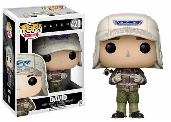 Funko Pop - Movie - Alien Covenant David (Rugged) Pop!