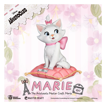 The Aristocats Master Craft Statue Marie 33 cm
