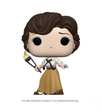Funko Pop  The Mummy - Evelyn Carnahan