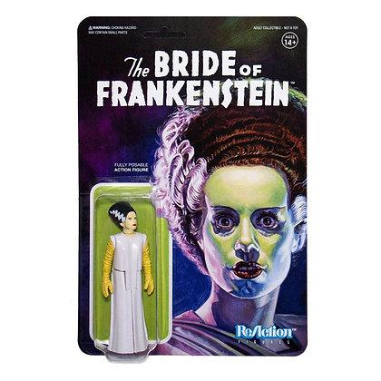 Super 7 Universal Monsters ReAction Action Figure Bride of Frankenstein 10 cm
