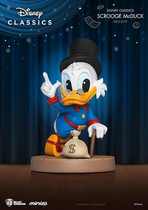 Disney Classic Series Mini Egg Attack Figure Scrooge McDuck 8 cm