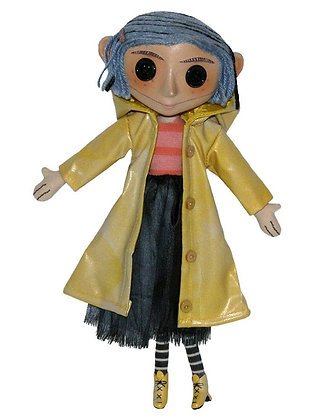 Replica Animation  Coraline Replica 1/1 Coraline´s Doll 23 cm