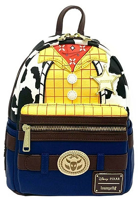 Loungefly - Disney - Mini Backpack Toy Story Woody