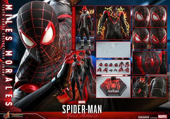 Marvel's Spider-Man: Miles Morales Video Game Masterpiece 1/6 Miles Morales 30cm