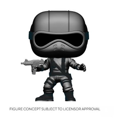 Funko Pop G.I. Joe - V1 Snake Eyes