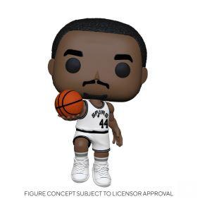 Funko Pop NBA  Legends - George Gervin (Spurs Home)