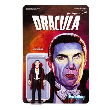 Super 7 Universal Monsters ReAction Action Figure Dracula 10 cm