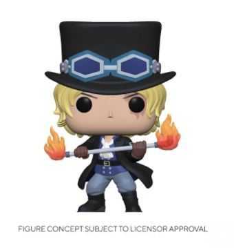 Funko Pop One Piece - Sabo