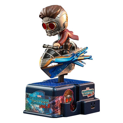 Guardians of the Galaxy CosRider Mini Figure with Sound & Light Up Star Lord 15