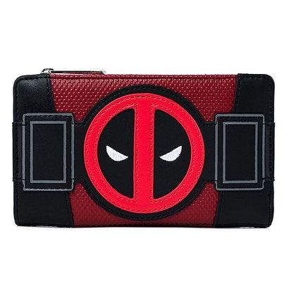 Loungefly x Marvel  Deadpool Wallet