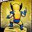 Thumbnail: Marvel - X-Men Mini Egg Attack Figure Wolverine 8 cm