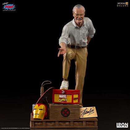 Marvel Deluxe Art Scale Statue 1/10 Stan Lee