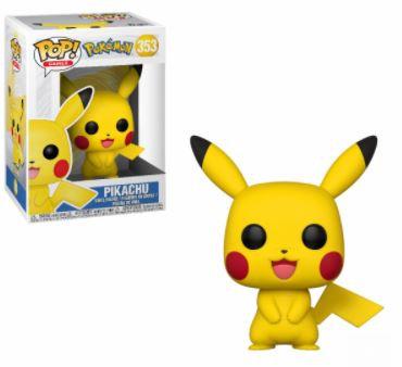 Funko Pop Pokemon - Pikachu