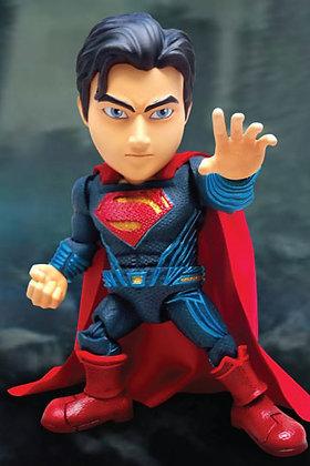 Action Figure - Dc Comics - Batman v Superman Hybrid Metal Superman 14cm AF