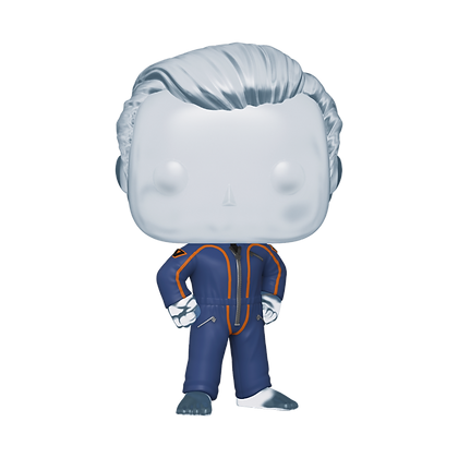 Funko Pop  The Boys Translucent (Clear)