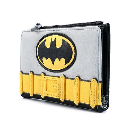 Loungefly X DC Comics vintage Batman Cosplay wallet