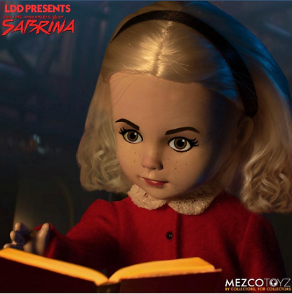 Living Dead Dolls  Chilling Adventures of Sabrina - Sabrina 25cm