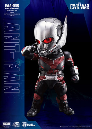 Action Figure - Marvel - Civil War - Egg Attack  Ant-Man 16cm AF