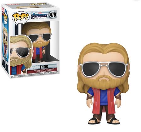 Funko Pop - Marvel - Avengers Endgame - Casual Thor