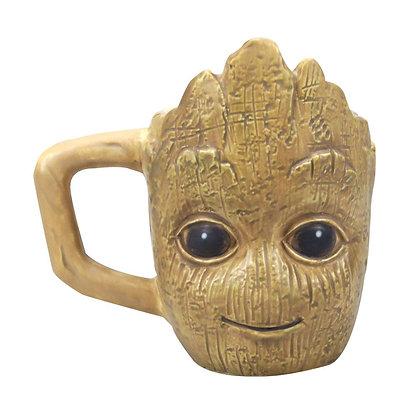 Tazze e Bicchieri - Marvel - Marvel Shaped Mug Groot
