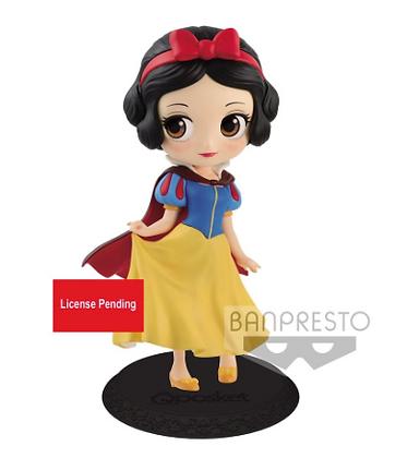 Q Posket - Disney - Snow White Sweet Princess A Normal Color Version 14 cm