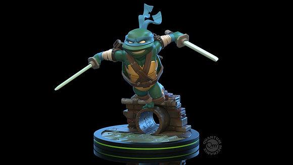 Teenage Mutant Ninja Turtles Q-Fig Figure Leonardo 13 cm