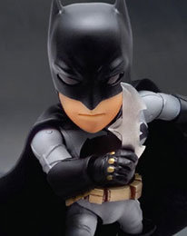 Action Figure - Dc Comics - Batman v Superman Hybrid Metal Batman 14cm AF