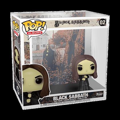 Funko Pop Albums Black Sabbath - Black Sabbath
