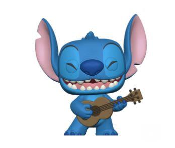 Funko Pop Disney  Lilo & Stitch - Stitch w/Ukelele