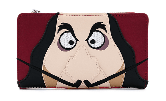 Loungefly X Disney Captain Hook Cosplay Wallet