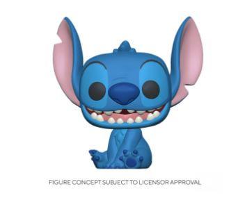 Funko Pop Disney  Lilo & Stitch - Smiling Seated Stitch