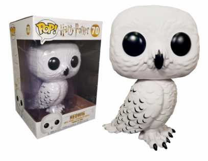 "Funko Pop - Harry Potter - Hedwig 10"" Exclusive"