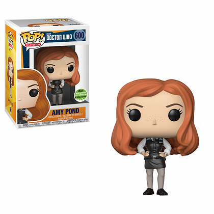 Funko Pop - ECCC 2018 - Amy Pound Spring Convention Exclusive