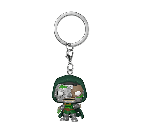 Funko Keychain Marvel Zombies - Dr. Doom